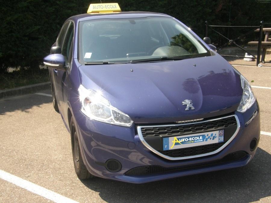 Peugeot 208 Auto-Ecole Plaisir 38